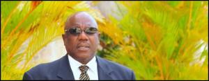 Barbados speaker michael carrington