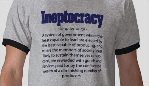 Ineptocracy Barbados