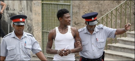 Barbados escape jail