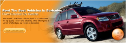 coconut car rentals barbados