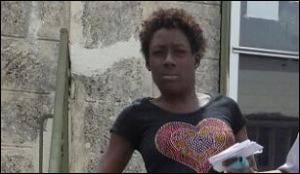 Barbados Stupid Slut keisha Clarke